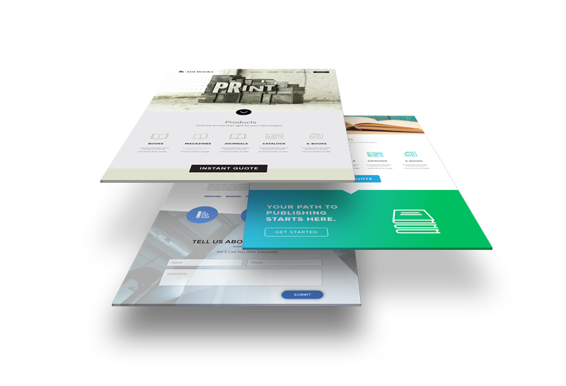 digital marketing company and web design company