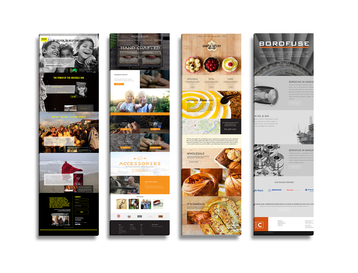 digital marketing company and Web Design Company portfolio image
